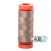 Aurifil 50 Cotton Thread - 2325 (Linen)